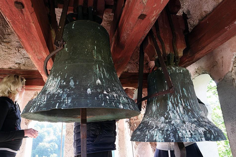 Zvonova s poliške cerkve